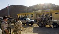 Norske ISAF-soldater strøk på Afghanistan-test