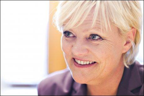 ANTE INGENTING: Kunnskapsminister Kristin Halvorsen er opptatt av at seksualundervisningen i skolen må styrkes.