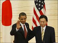 Japan og USA vil styrke båndene