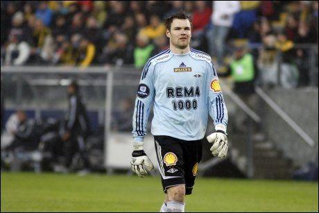 PRØVER SEG I DANMARK: Alexander Lund Hansen er ferdig i Rosenborg. Foto: Scanpix