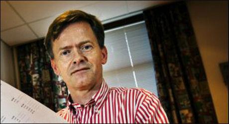 KRITISK: Jon H. Stordrange i Skattebetalerforeningen er kritisk til nedbetalingsordningen. Foto: Frode Hansen/ VG
