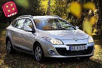 Test av Renault Mégane stasjonsvogn: Renaults Revansje