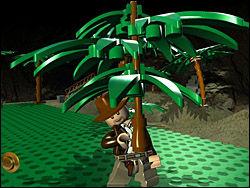 BYGG SELV: Brettbyggeren som følger med «Lego Indiana Jones 2» er både intuitiv og givende. Foto: TRAVELLERS TALES/LUCASARTS