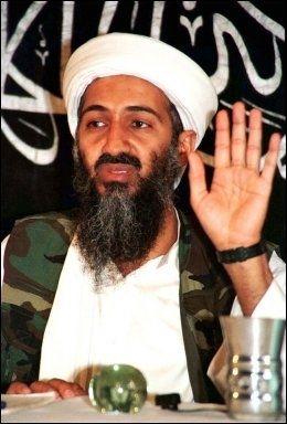 MUSLIMSK LEDERSKIKKELSE: Osama Bin Laden. Foto: