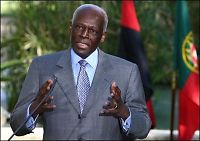- Vil rydde opp i Angolas korrupsjonsproblemer