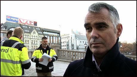 OPPGITT: Administrerende direktør i Uniol, Thore Eilertsen, mener den politiske håndteringen av saken er håpløs. Foto: Endre Alsaker-Nøstdahl