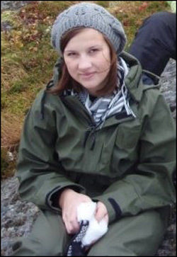 - VIRKER BORTKASTET: Pia Mari Aune (17) syns et år i Forsvaret virker bortkastet etter å ha sett hvordan førstegangstjenesten fremstilles. Foto: Privat