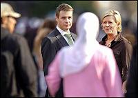 Frp vurderer norsk burka-nekt