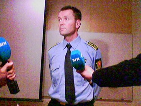 PÅ PRESSEKONFERANSE: Politiadvokat Knut Inge Stavang. Foto: Anders Park Framstad