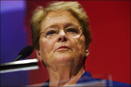 PÅ KLIMAKONFERANSEN: Gro Harlem Brundtland er på plass i København i forbindelse med klimatoppmøtet. Foto: Frode Hansen/ VG