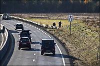 UP skjerper ruskontrollen på veiene