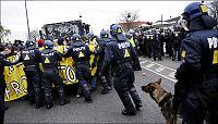 Dansk politi kritiseres for overdreven maktbruk