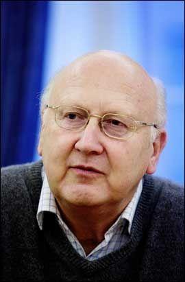 KRITISK: Leder for partiet Rødt, Torstein Dahle. Foto: Scanpix