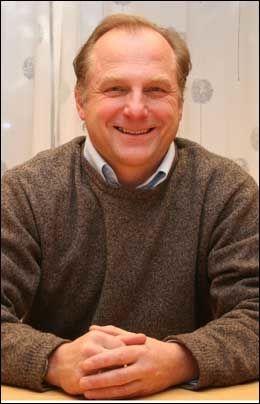 REAGERER: Generalsekretær i KNA, Jan Beckmann. Foto: KNA