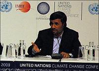 Ahmadinejad: - Atomenergi til alle verdens land for å hindre utslipp