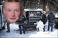- Skjøt Lars Erik tre ganger etter å ha drept ham