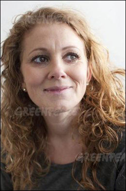 FENGSLET: Norske Nora må belage seg på å kunne sitte fengslet til over jul. Foto: Greenpeace