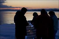 Lysmarkering for tsunamiofre på Bygdøy