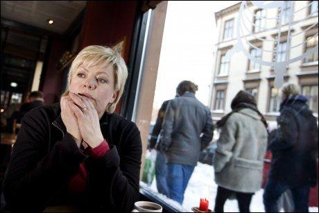 VIL TA AFFÆRE: Kunnskapsminister Kristin Halvorsen (SV) vil iverksette tiltak mot frafallet i den videregående skolen. Foto: SCANPIX