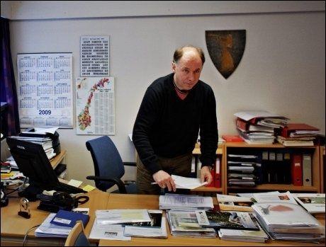 KRITISK: Sel-ordfører Dag Erik Pryhn kunne hjulpet topassasjerene på Otta, men ble aldri varslet av NSB. Foto: ESPEN SJØLINGSTAD HOEN