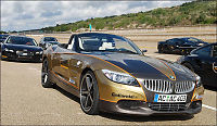 Mekka for fartsrekorder med bil