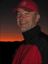 MISTET KONA: Anstein Gimse, som er leder for støttegruppen. Foto: Privat