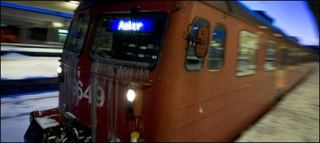 TOGKAOS: Togkaoset på Østlandet har forarget mange av VG Netts lesere. Foto: Scanpix