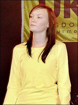 DREPT: 15 år gamle Oda Moe ble drept på Skaun 1. november ifjor. Foto: Nabonytt.no