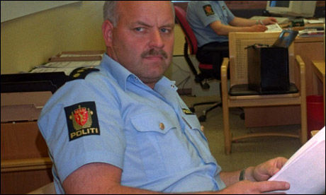 RASER: Den erfarne politimannen Svein Engen fra Romerike politidistrikt er frustrert over slappe inntakskrav til politihøyskolen. Foto: Arkivfoto: Scanpix