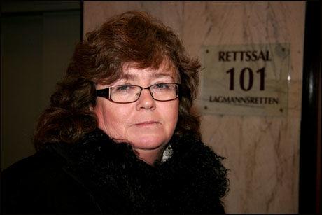 BISTANDSADVOKAT: Advokat Mette Skoklefald bistår Oda Moes foreldre. Foto: Tanja Iren Berg