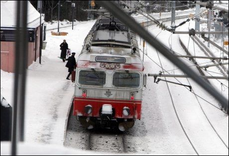 TOGTRØBBELETS TID FORBI? Jernbaneverket mener at det vil være slutt på signalfeil i Oslo-området innen to år. Foto: Knut Erik Knudsen