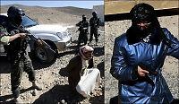 Her trener Jemens antiterrorstyrker