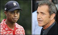 Mel Gibson synes synd på Tiger Woods