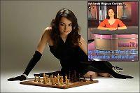 «Sjakkdronningen» med skrytevideo om Carlsen-parti