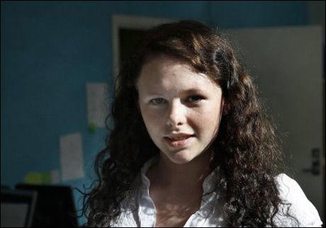 REAGERER: Ingrid Liland, leder i Elevorganisasjonen, liker ikke forslaget om å kåre «årets lærer». Foto: NILS BJÅLAND
