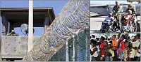 Vurderer å sende Haiti-flyktninger til Guantanamo