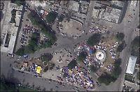 Nytt oversiktskart viser Haiti-ødeleggelsene