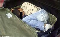 Politi fant 15-åring i koffert