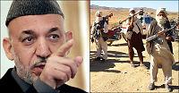 Karzai vil betale Taliban for å legge ned våpnene