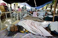 Haiti: - Scientologer helbreder ved håndspåleggelse