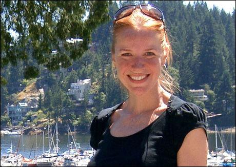 TIL ØDEMARKEN: Oslo-kvinnen Mayliss Blix holder på å forberede seg til en måned på en øde øy i Asia. Foto: Privat