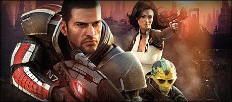 INNERTIER: «Mass Effect 2» er tvers igjennom en vellykket oppfølger. Foto: BIOWARE/ELECTRONIC ARTS