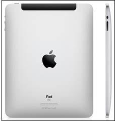 iPad-en ser ut som en forvokst iPhone. Foto: Apple