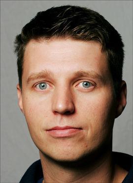 Jo Christian Oterhals er administrerende direktør i VG multimedia. Foto: Scanpix
