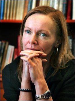 SOLGTE SEILBÅTEN: Anne Cecilie Hopstock solgte seilbåten for å finansiere flukten til sine to barn. Foto: Nils Bjåland