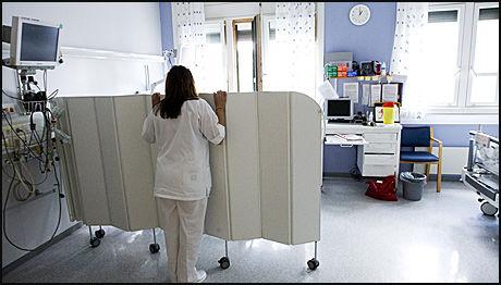 SURR OG MANGLENDE KUNNSKAP: Rapporter fra pasientombudene rundt om i landet etterlyser større kuinnskap om pasientrettigheter blant helsepersonell. Foto: Illustrasjonsfoto: Scanpix