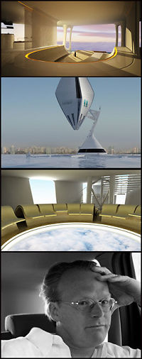 - Fremtidens ferie: Flyvende cruiseskip