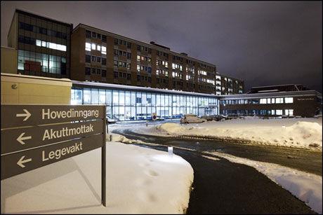 AVHØRES: Avhørene av de ansatte ved Sykehuset Asker og Bærum begynte tirsdag. Foto: Frode Hansen/VG
