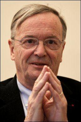 FRANSK ANTIDOPINGSJEF: Pierre Bordry. Foto: Reuters