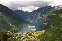 2010 blir rekordår for cruisetrafikk til Norge